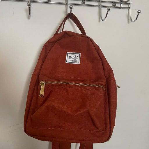 herschel nova backpack | mini