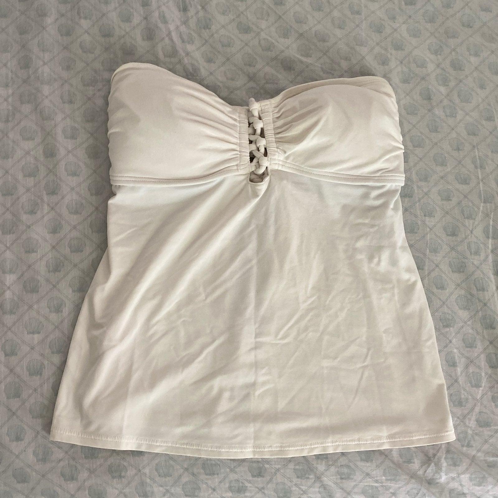 Michael Kors bathing suit top xs