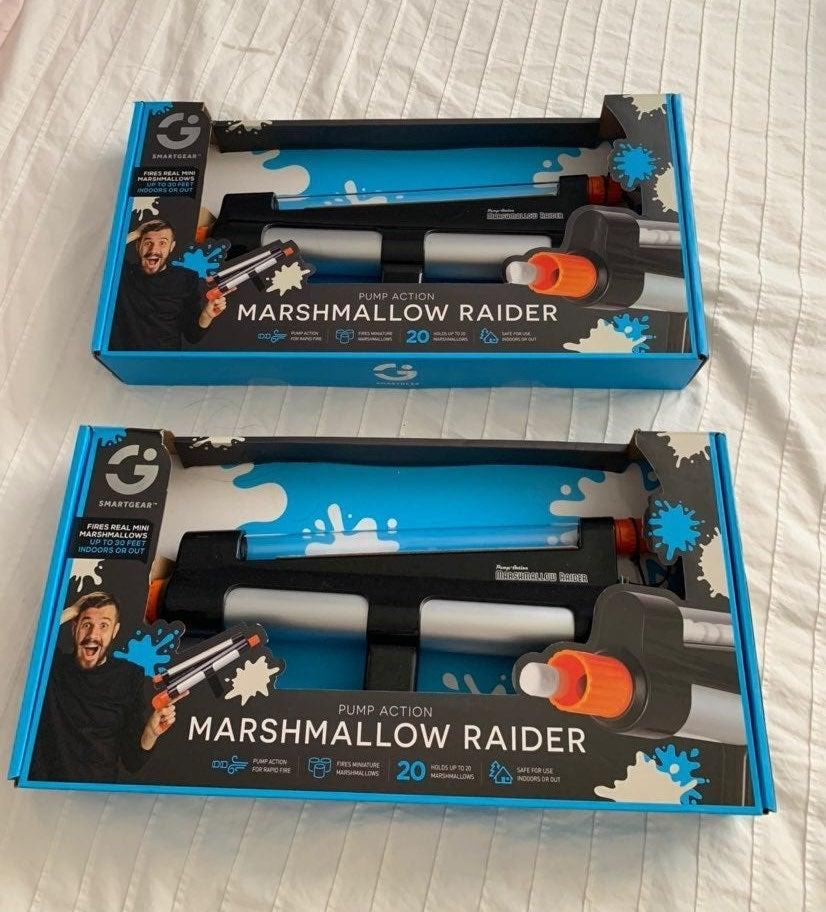 2 Marshmallow Guns