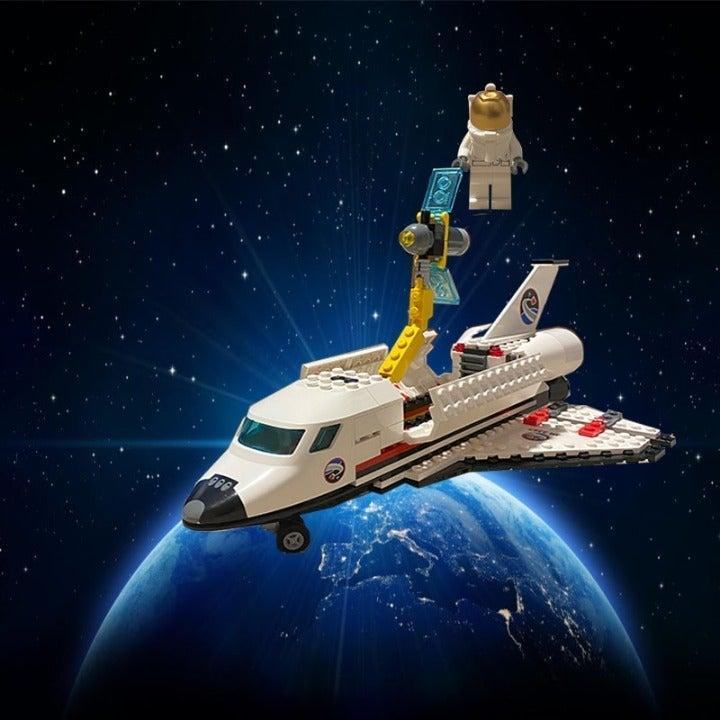 Lego City Space Shuttle