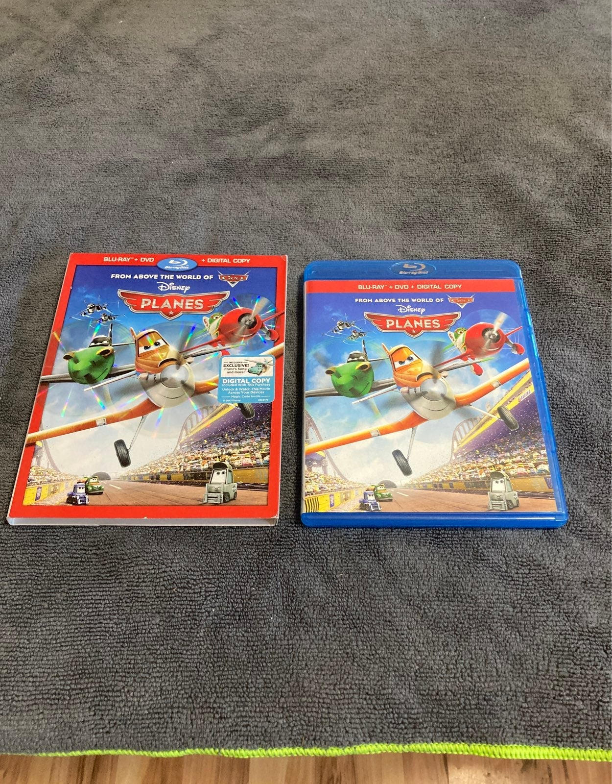 Planes ~Blu-ray and DVD~
