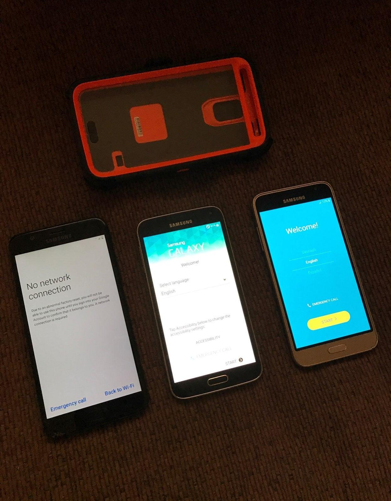 Samsung phone lot