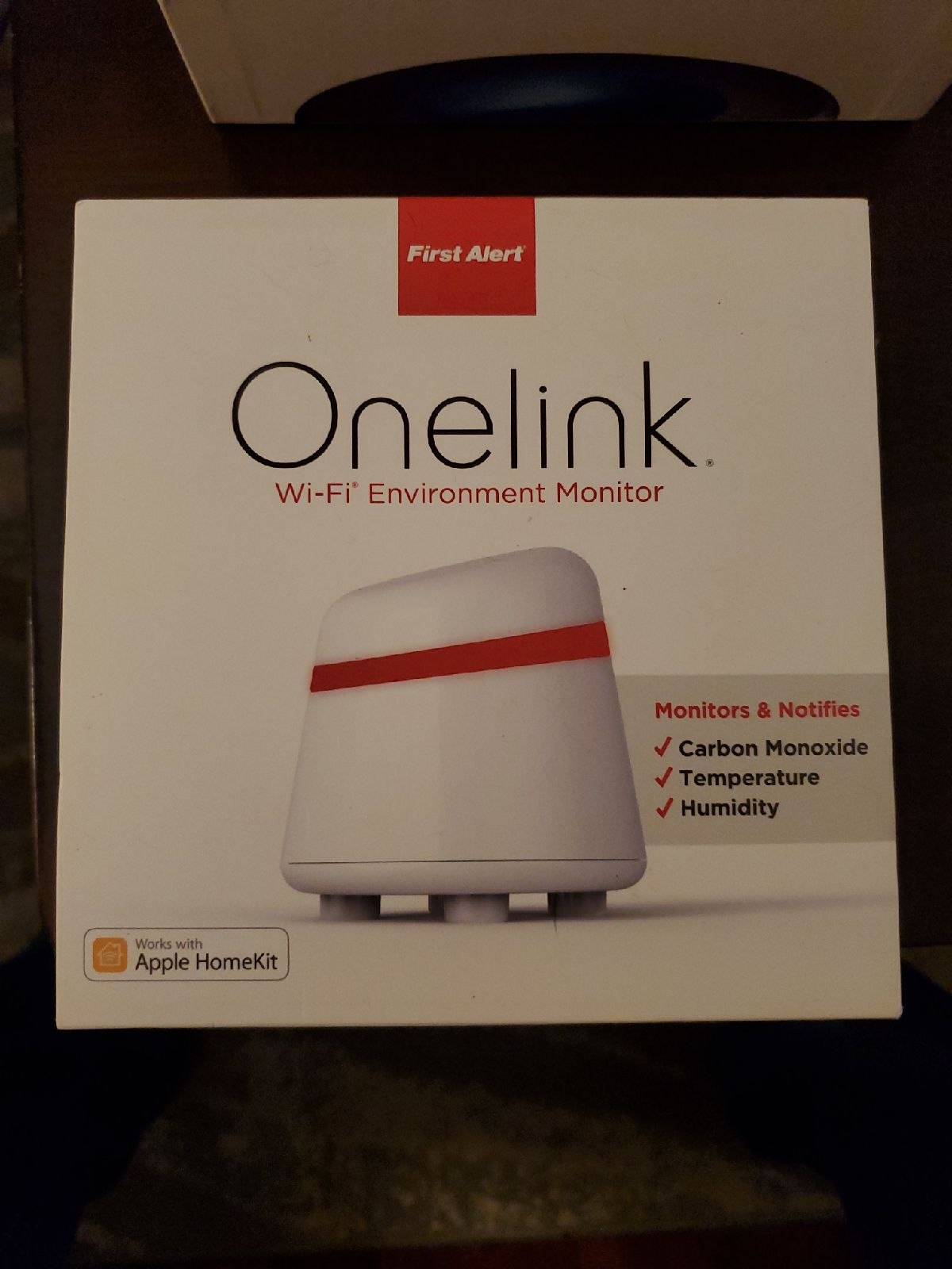 First Alert Onelink Wi-Fi Environment Mo