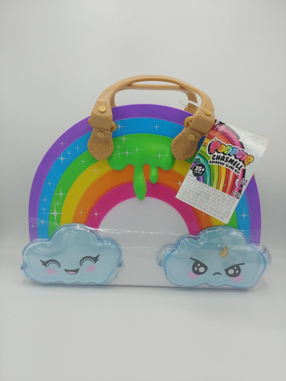Poopsie Chasmell Rainbow Sline Kit 35+ s