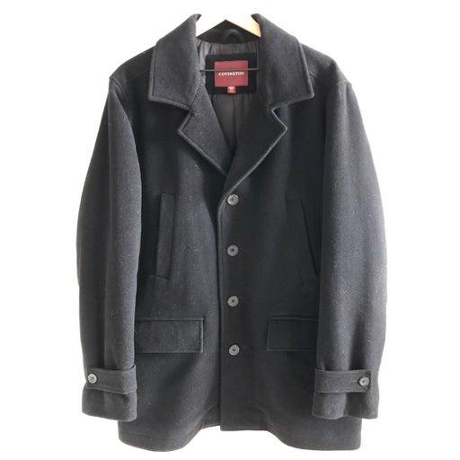 Covington Wool Coat