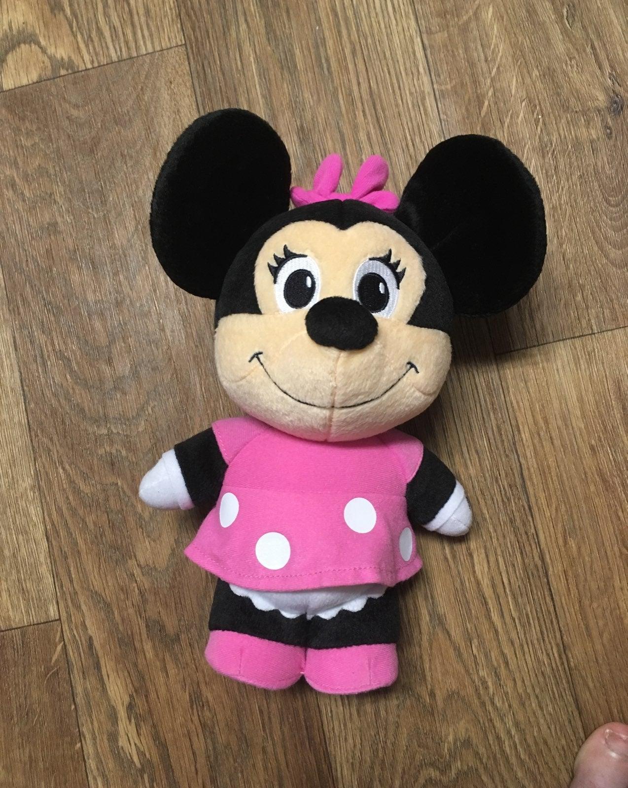 Talking Minnie Mouse