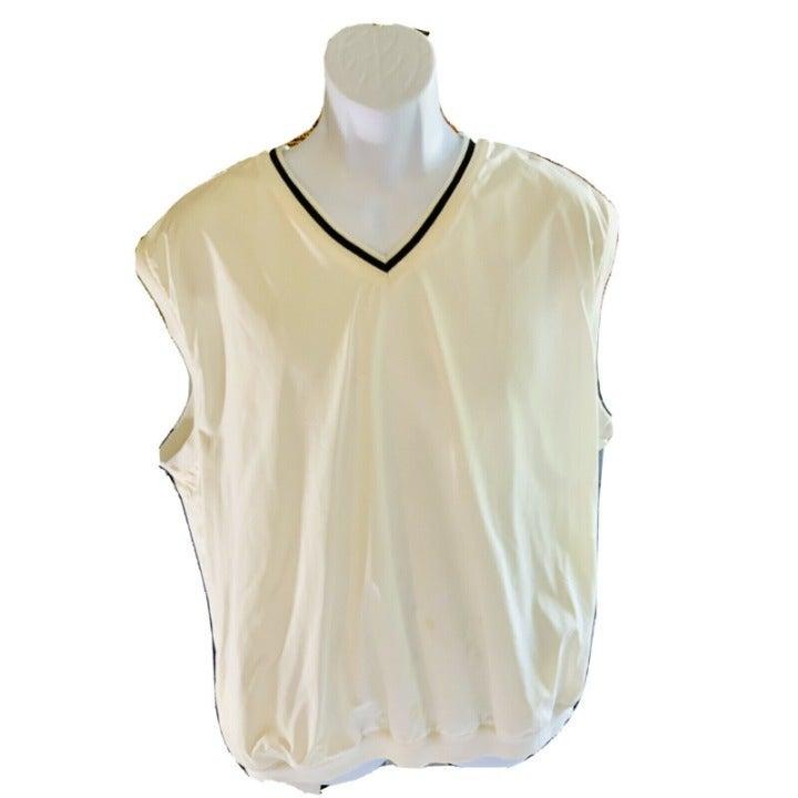 Vintage IZOD Golf Windbreaker Vest, Men