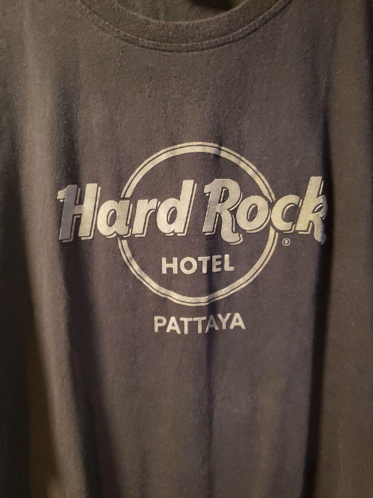 Hard Rock Cafe Pattaya Hotel tee