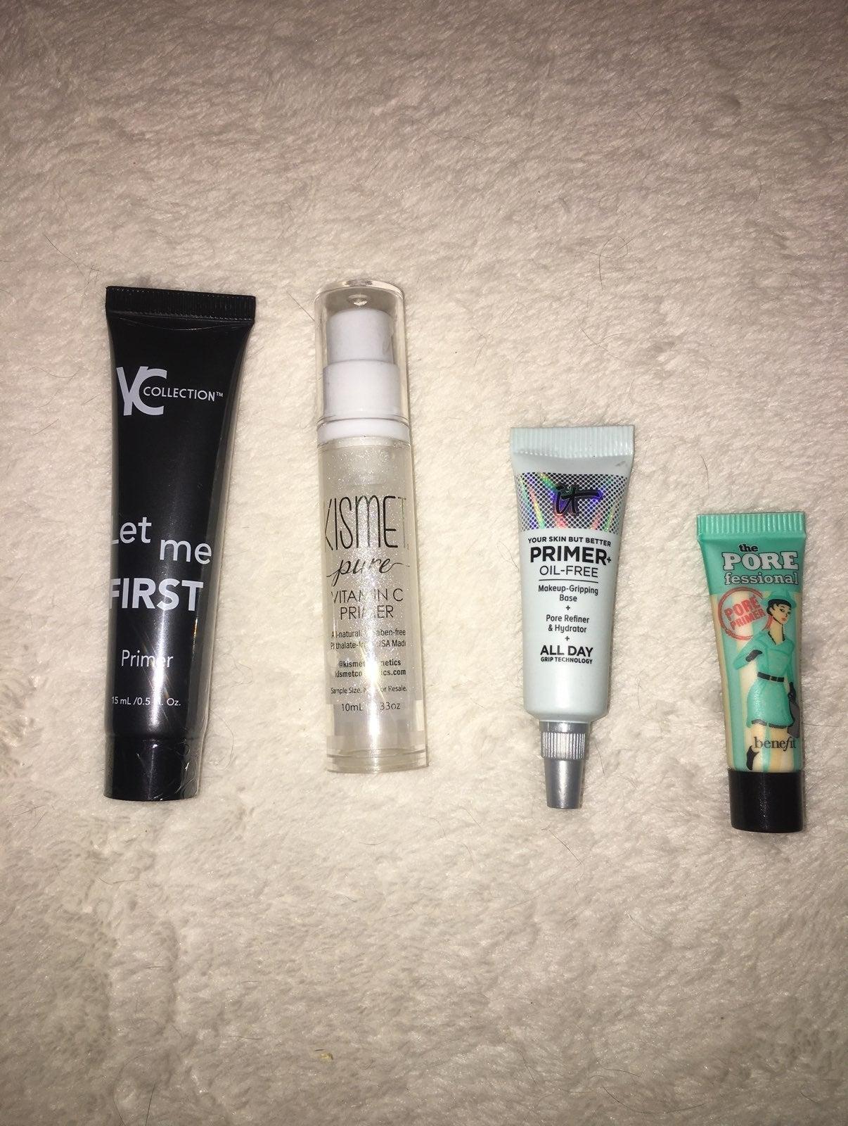Makeup primer bundle
