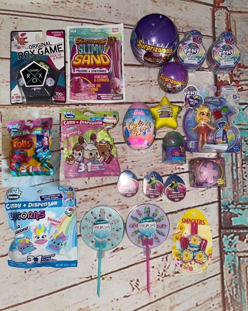 New! Girls Toys Lot!