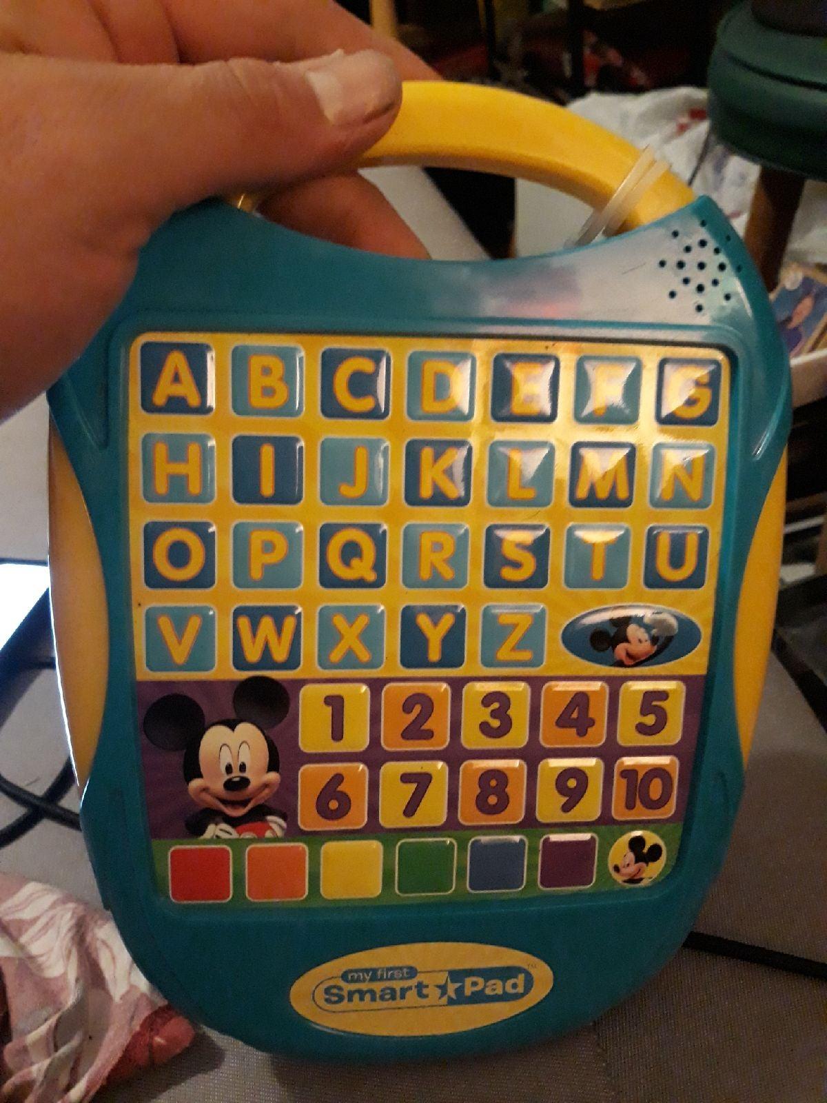 Smart pad kids