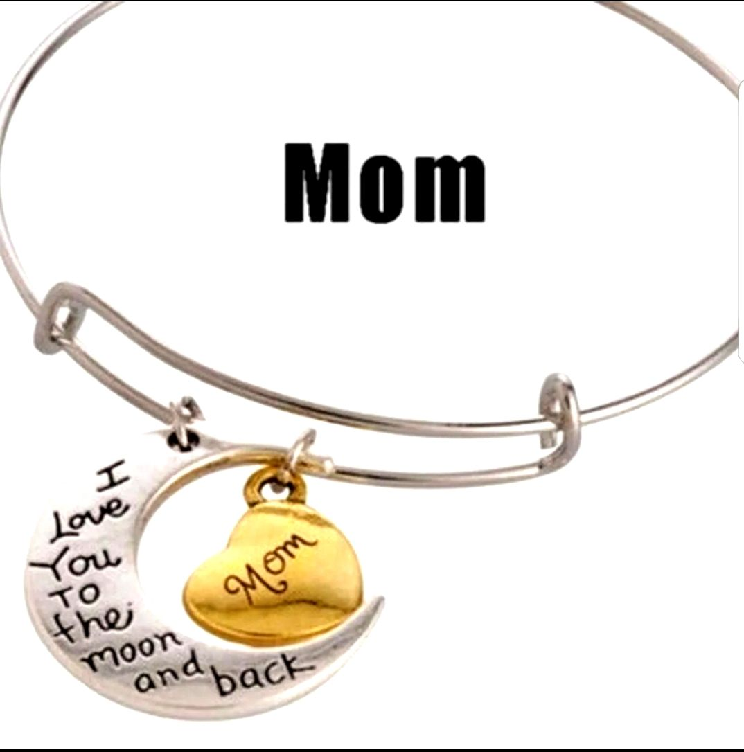 Mom Charm Bracelet Mothers Day Gifts
