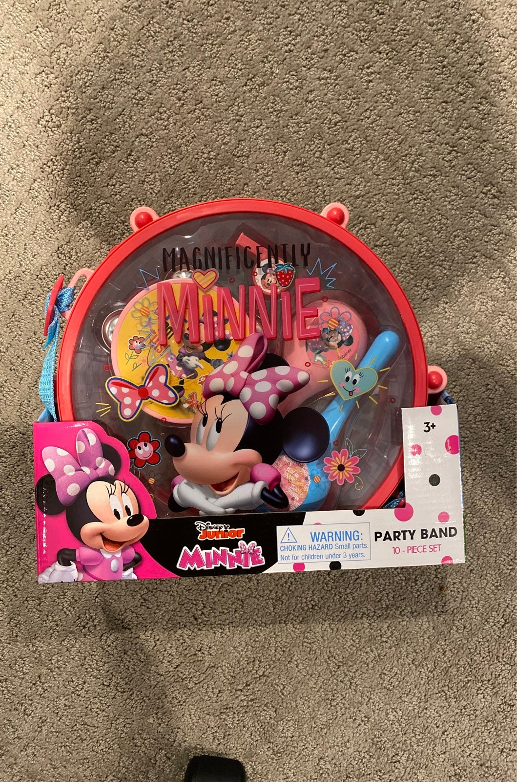Minnie Mouse party band