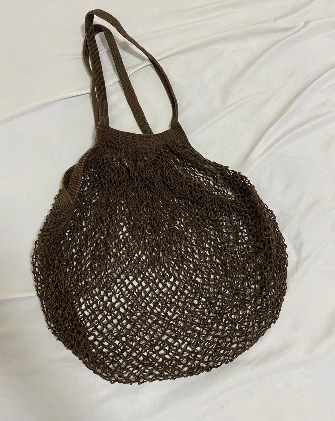 URBAN OUTFITTERS MESH GROCERY TOTE