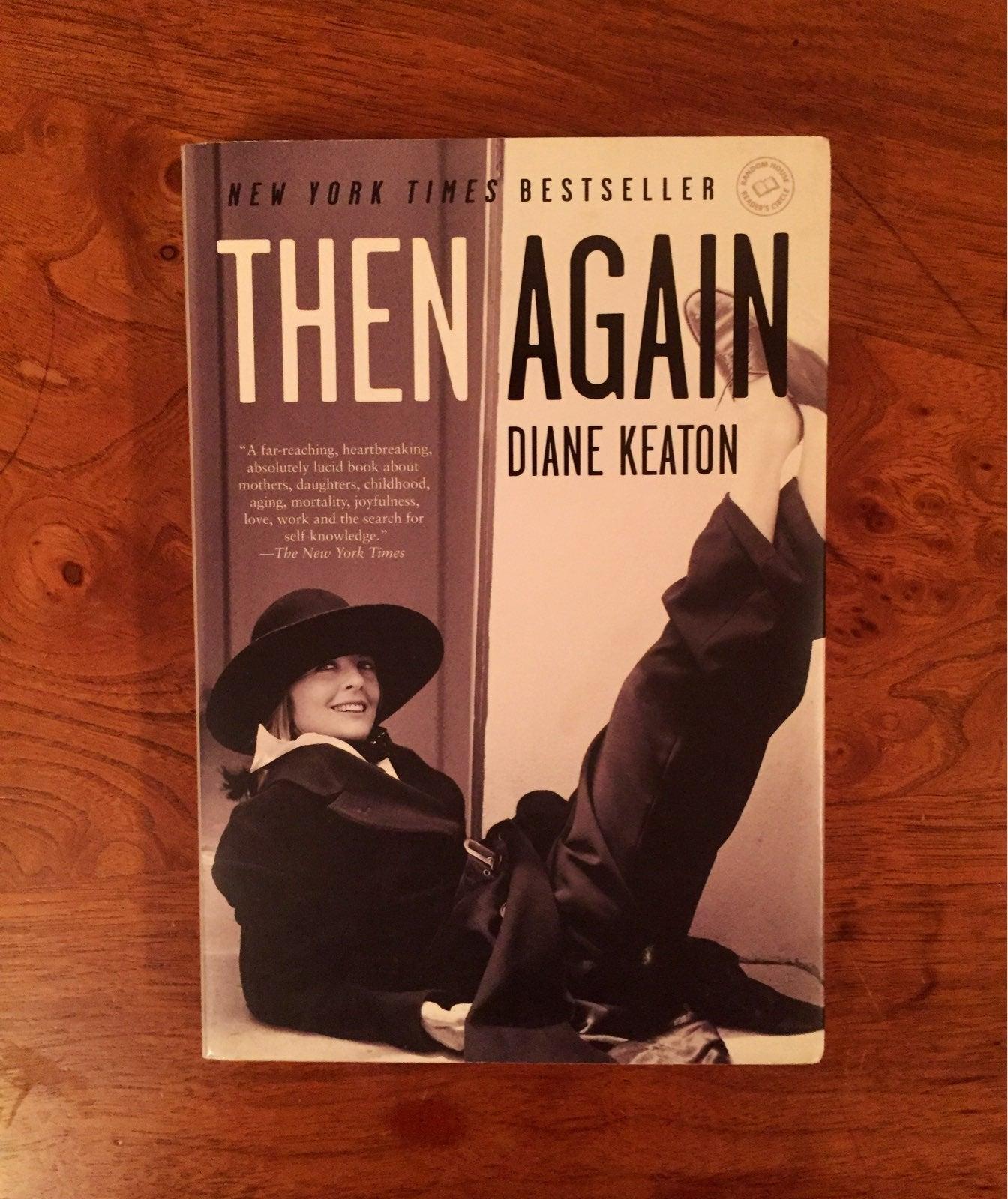 Book Then Again by Diane Keaton