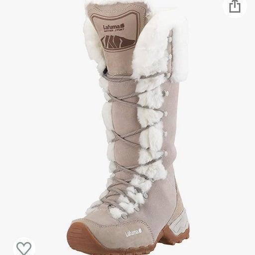 Lafuma Kokta winter laceup snow boots
