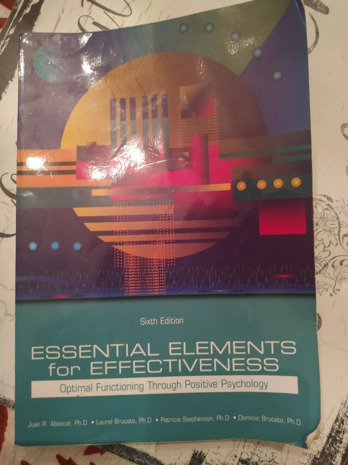 Essential Elements for Effectiveness (op