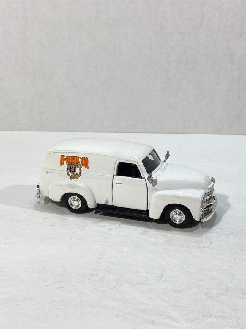 1954 UHAUL PANEL VAN Road Champs 1/43
