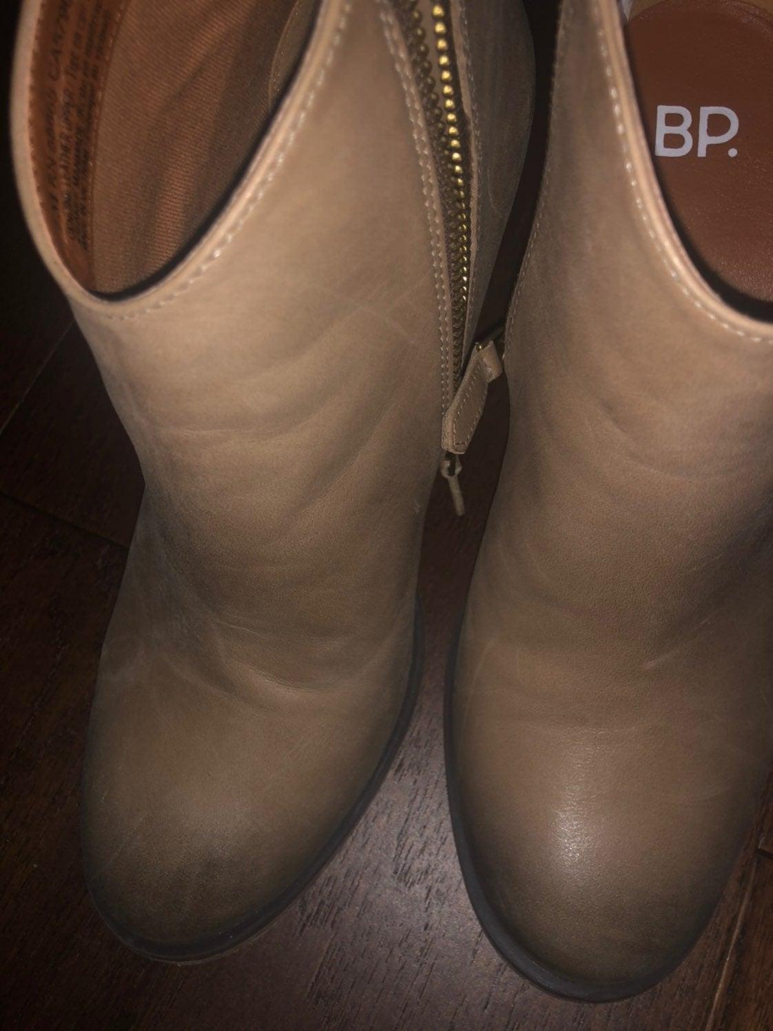 Nordstrom BP boots