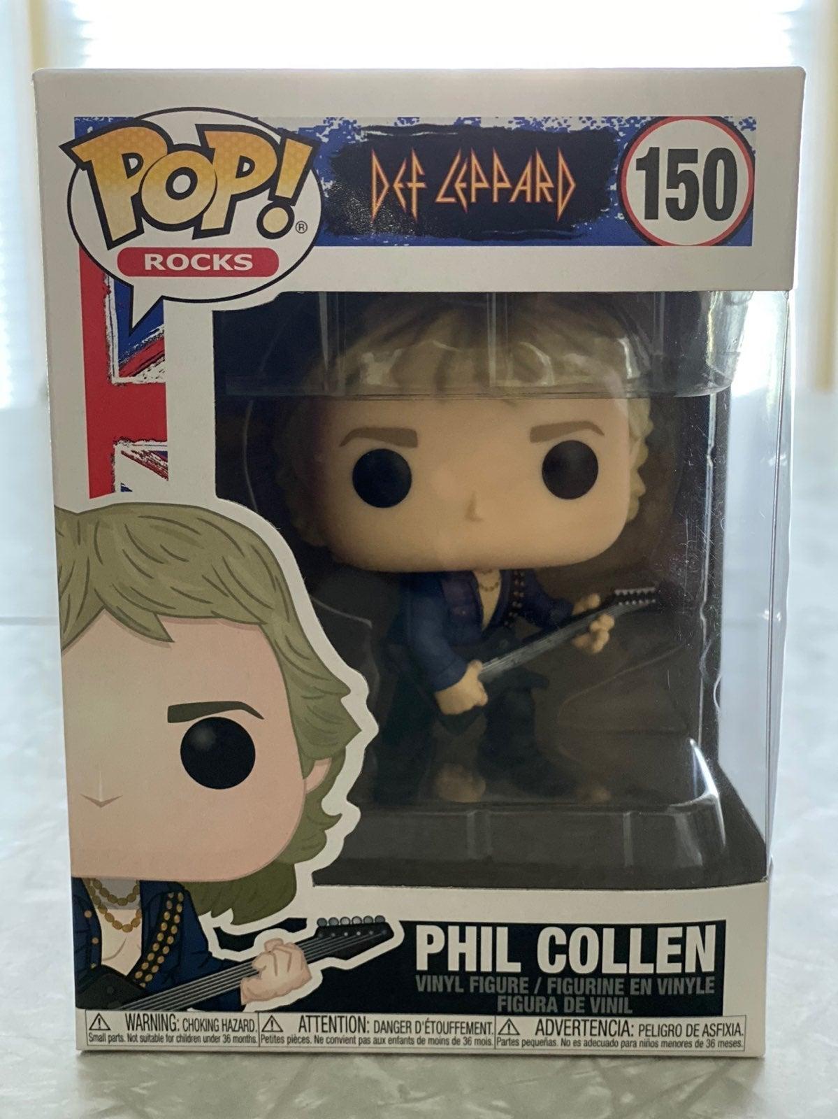 Pop! Rocks: Def Leppard - Phil Collen