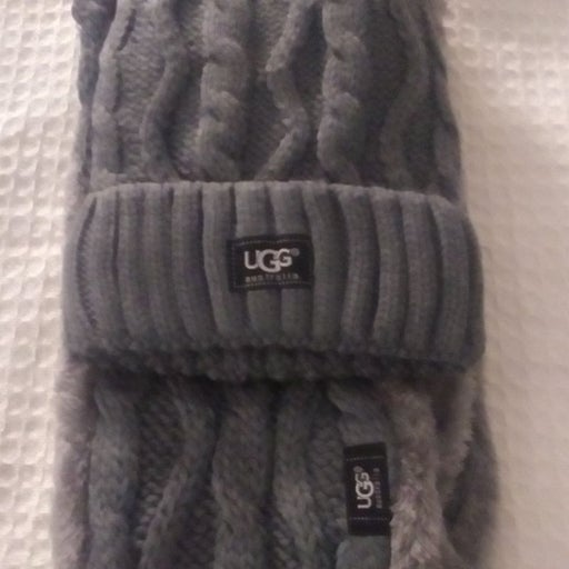 Woman's Winter Hat and Scarf set