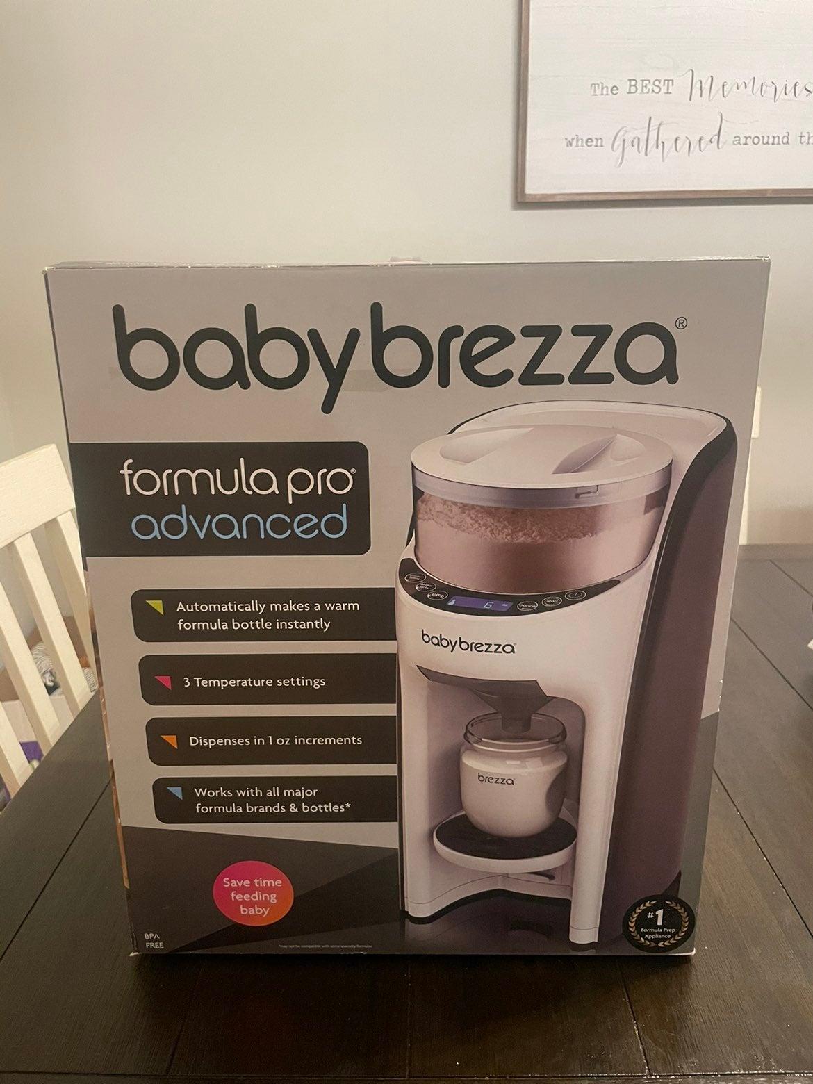 Baby Brezza Formula Pro Advanced