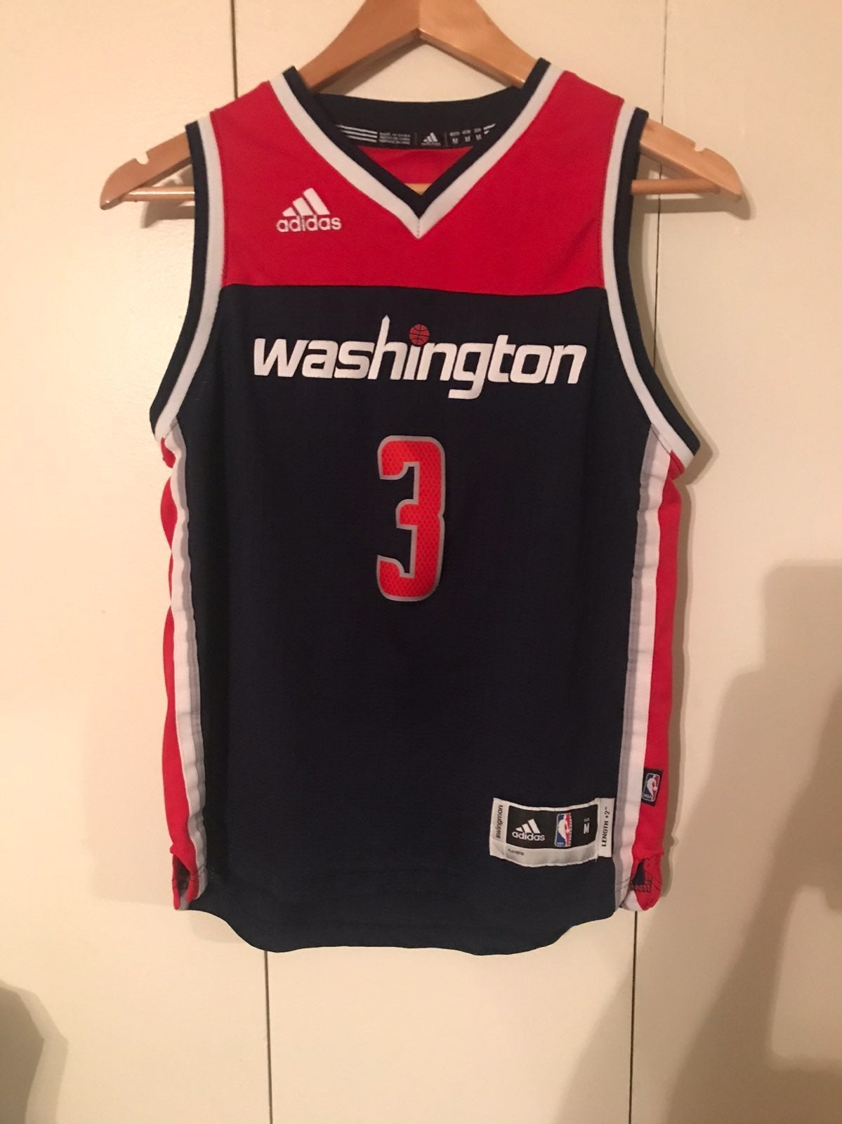 Adidas Washington Wizards Jersey