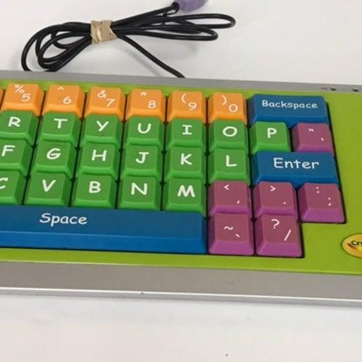 Crayola Computer Big Button Keyboard