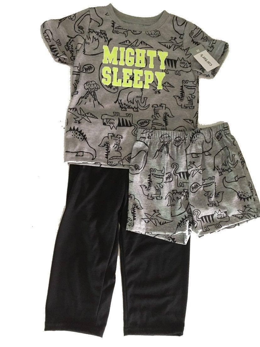 New dinosaurs sleepwear
