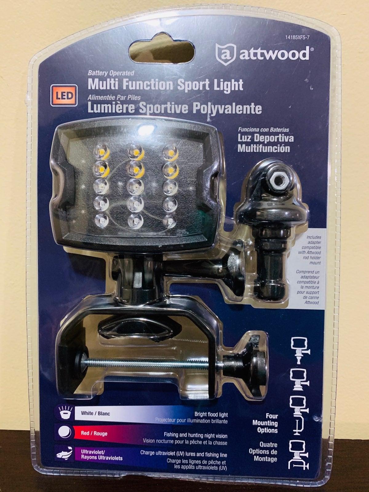 Attwood multifunction sport light