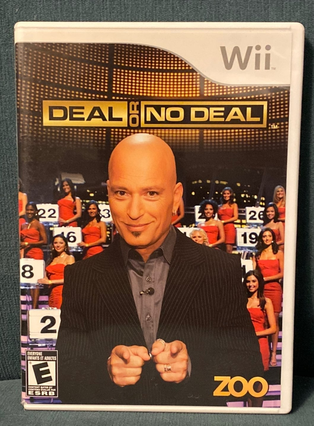 Deal or No Deal Nintendo Wii Game