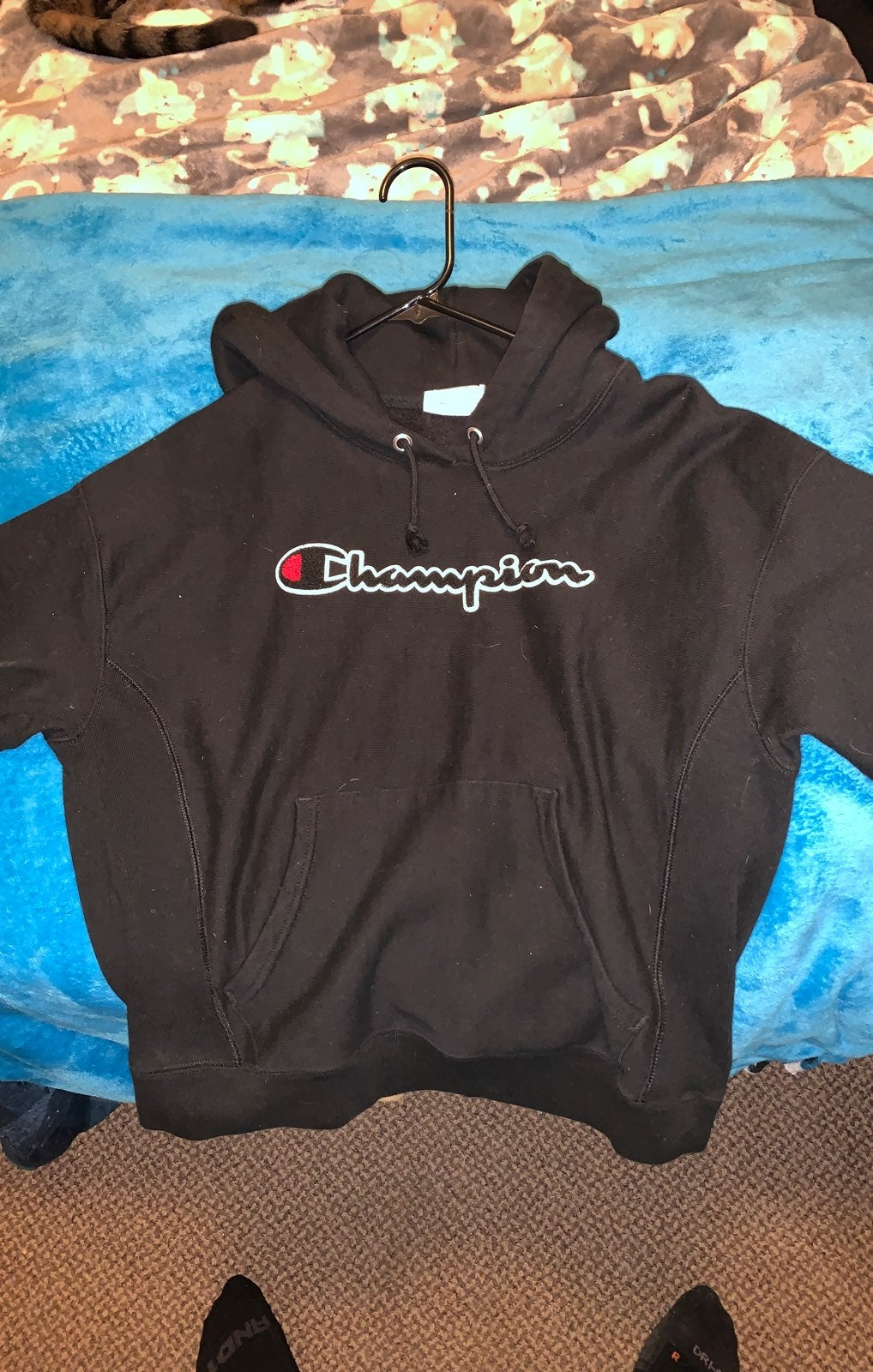 Champion hoodie men