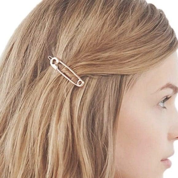 Brandy Melville Hair Clip Safety Pin