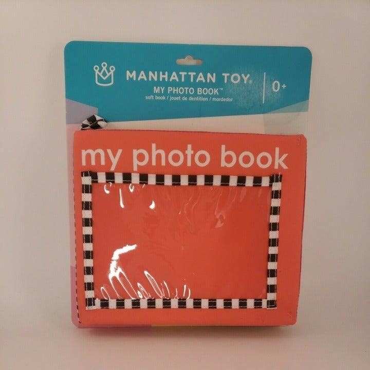 Manhattan Toy Soft Baby My Photo Book Ho