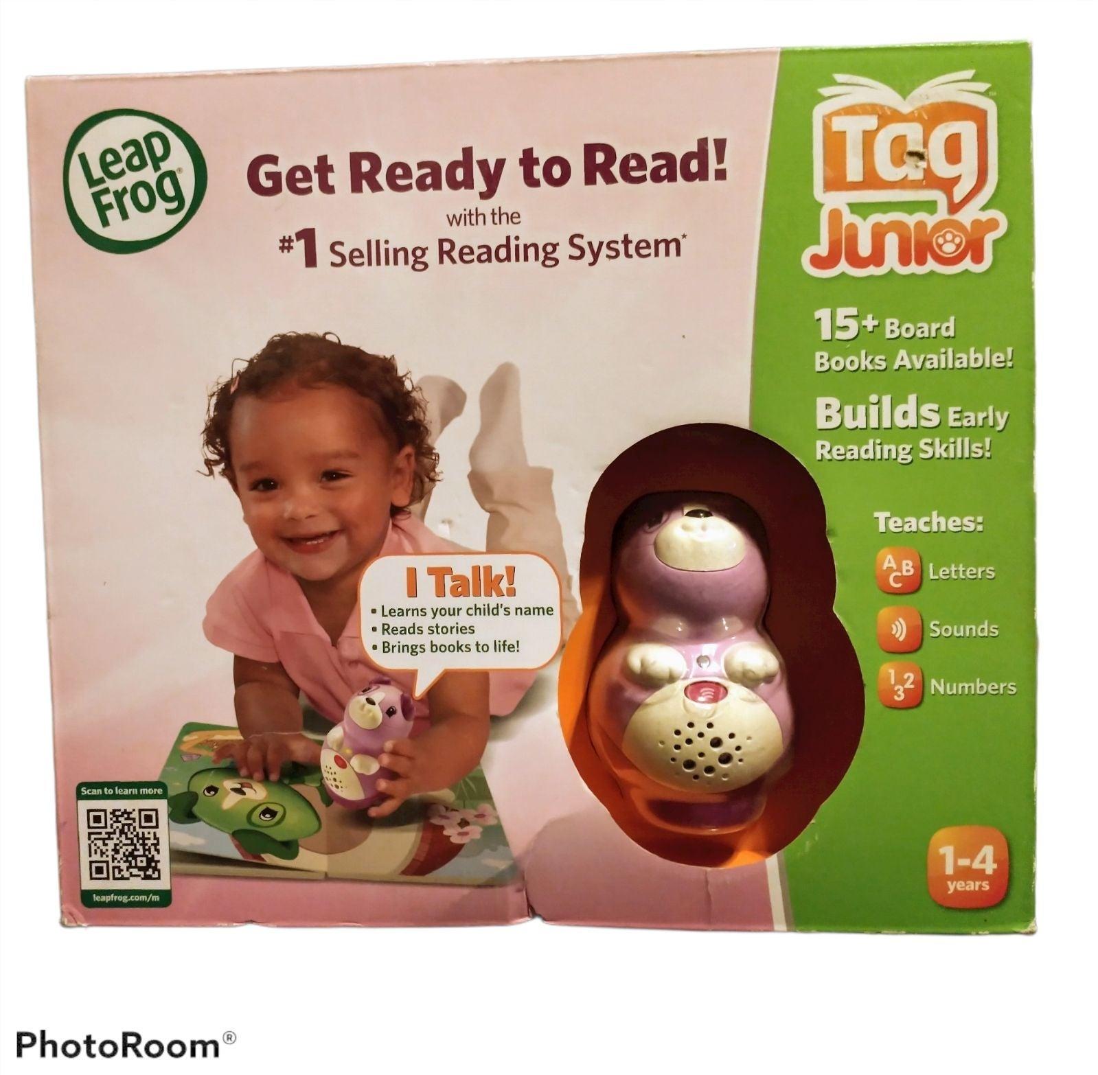 LeapFrog Tag Junior Reading System