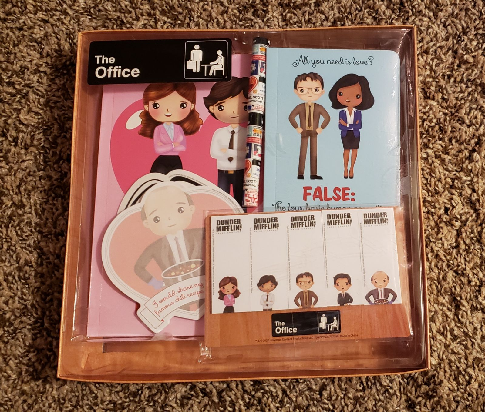 The Office Gift Set