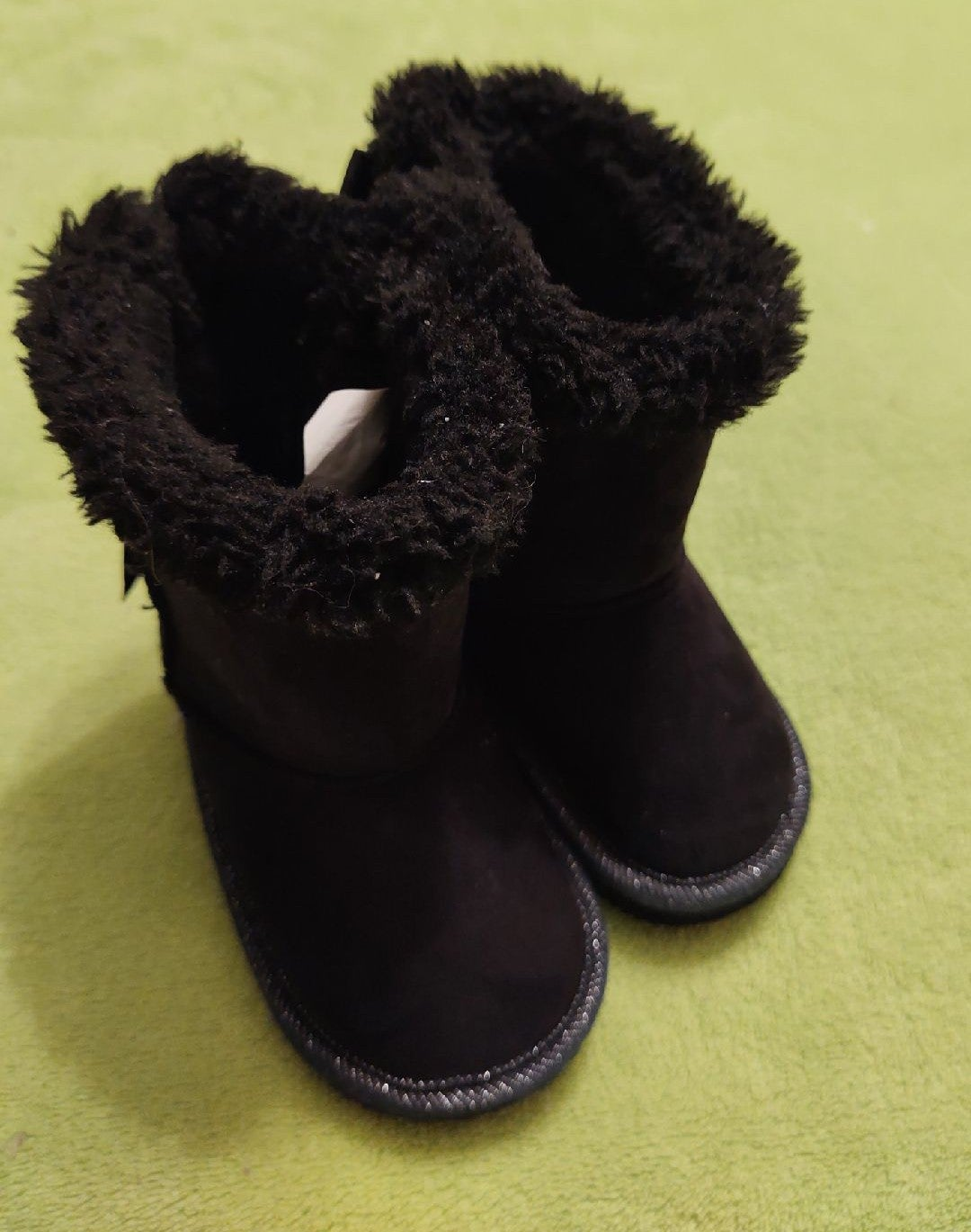 Baby girl boots size 4