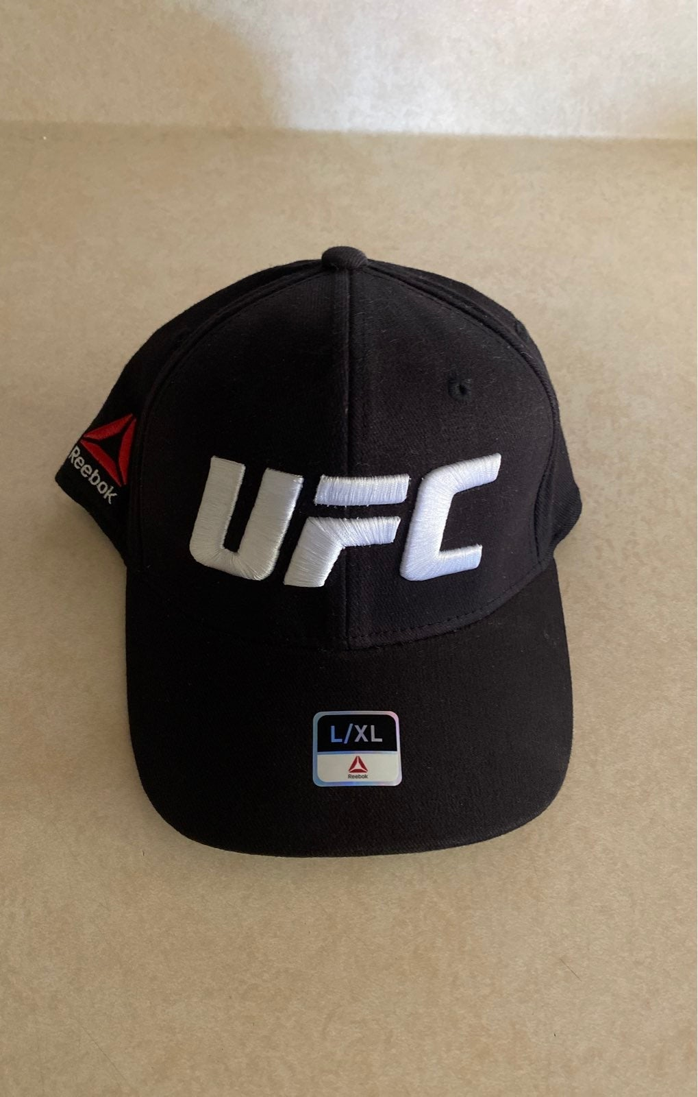 UFC  Reebok Fitted Hat