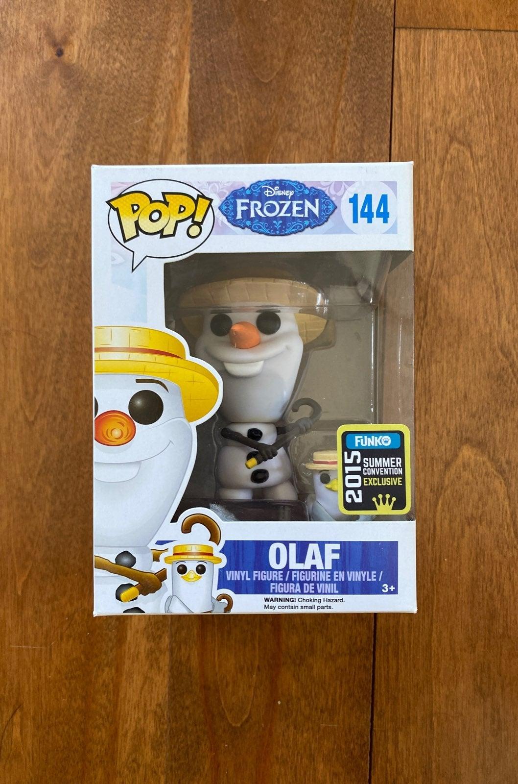 Frozen Olaf #144 Funko Pop