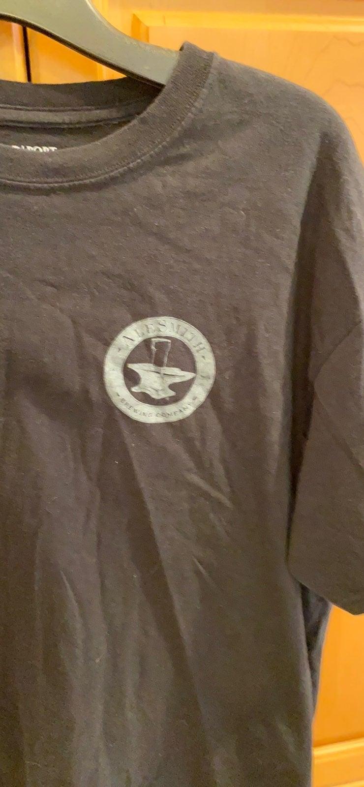XL Alesmith black Tshirt