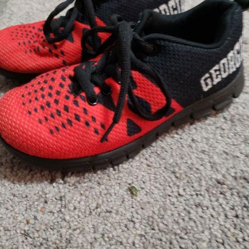 kids tennis shoes custom made