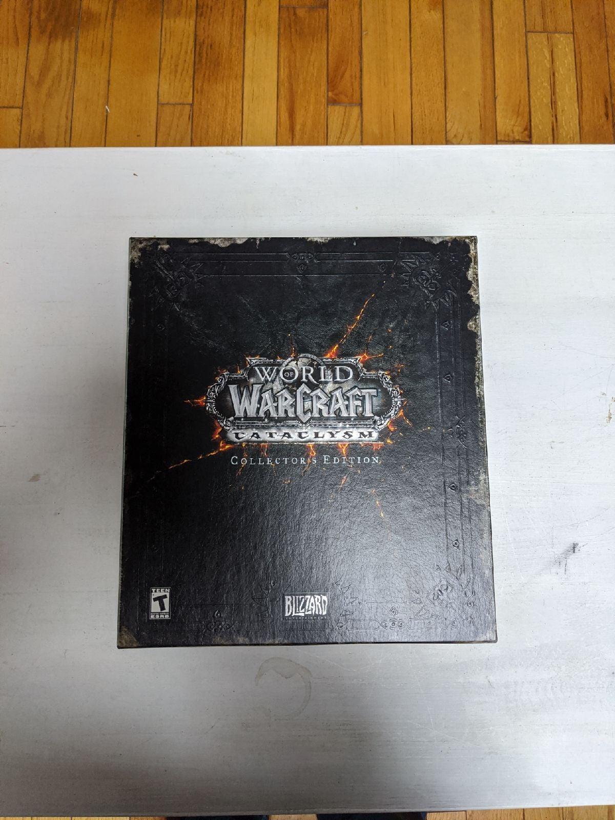World of Warcraft Cataclysm CE