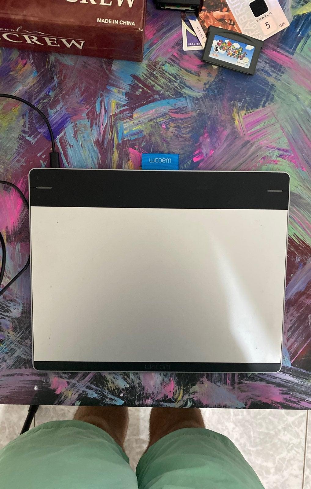 Wacom Art Tablet