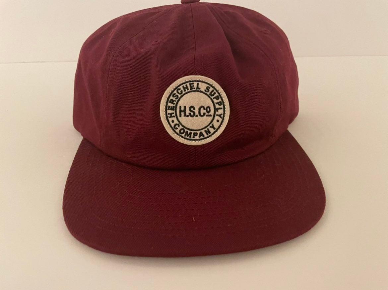 Herschel Supply Company Strapback Hat