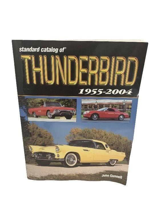 Standard Catalog of Thunderbird 55 - '04
