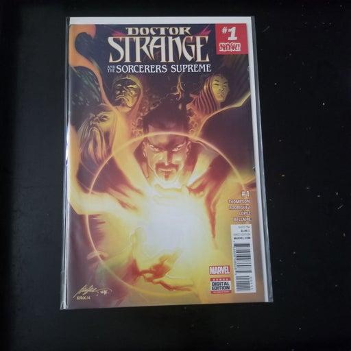 Doctor Strange & the Sorcerers supreme 1