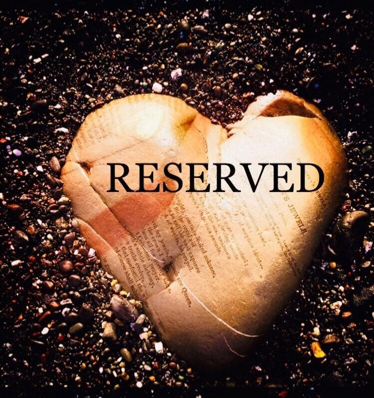 RESERVED ! Angels and roses