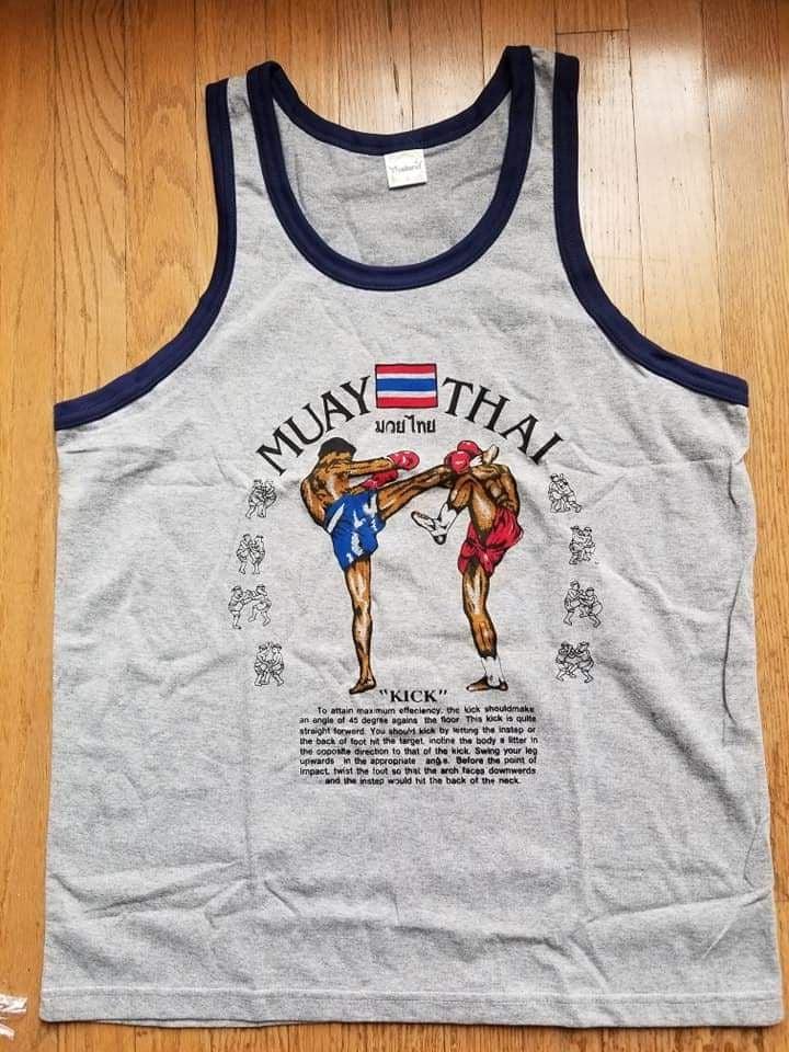 M Thailand Tank Top T-Shirt