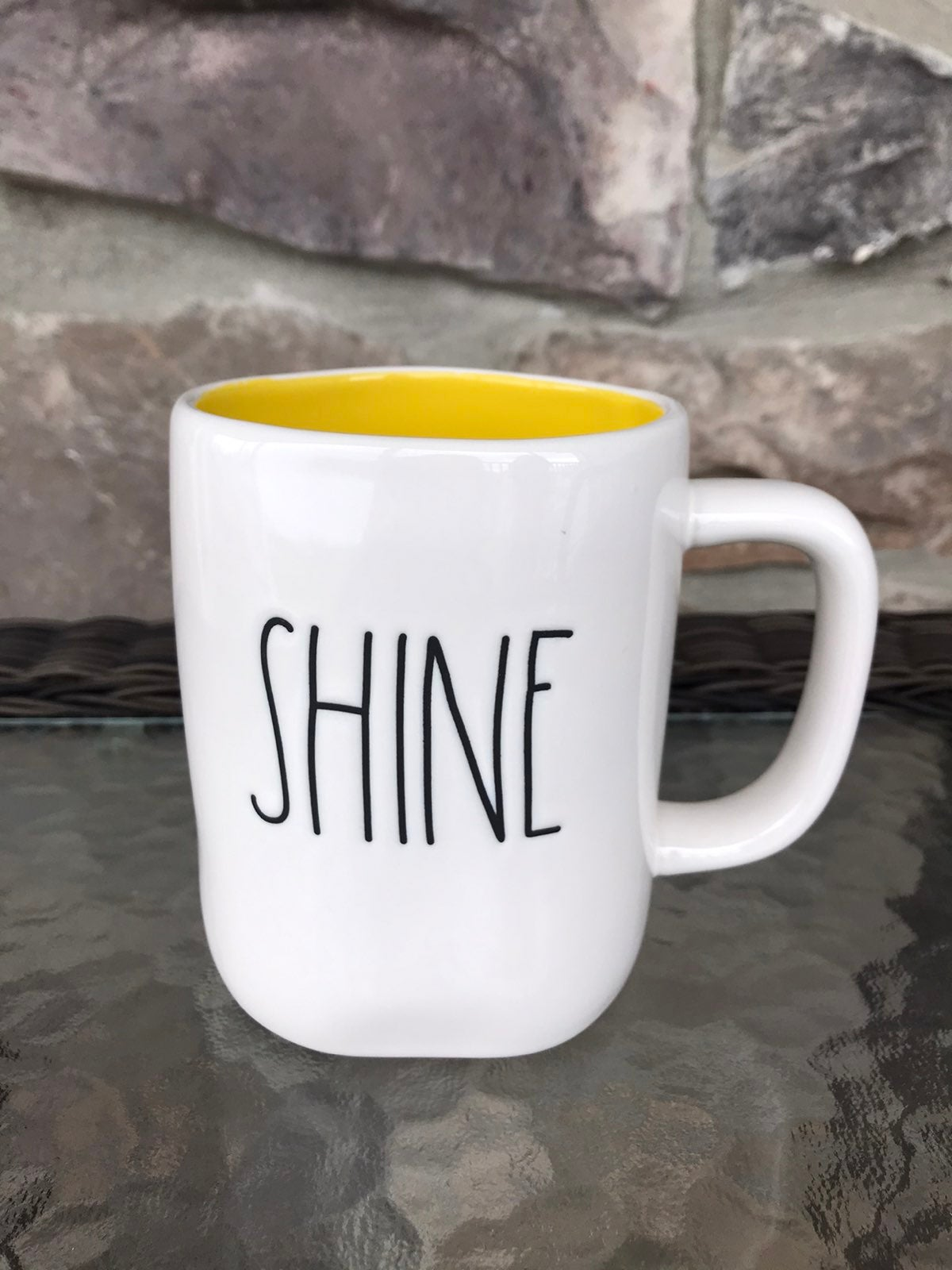 Rae Dunn Shine Mug