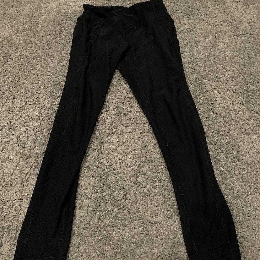 Maurices black high waist leggings